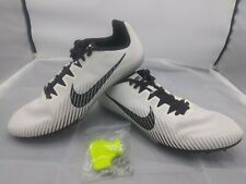 NIKE Zoom Rival M Track & Field Spikes Size 12 AH1020 001 NEW