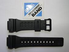 Cinturino Casio Originale Gomma Caucciù  Nero Modello AQ-S810W W-735H AEQ-110W