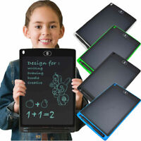Pads 8.5'' inch Digital LCD Writing Drawing Tablet Pad Graphic Boards Notepad