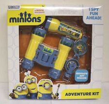 Despicable Me Minions Binocular-Light-Compass Adventure Kit