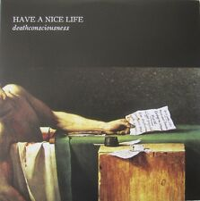 HAVE A NICE LIFE LP DEATHCONSCIOUSNESS W/ BOOK SWANS DEAFHEAVEN SLOWDIVE GROUPER