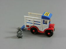 Voitures: Circus sorpresa-cage voiture avec ours (Gris)