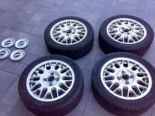 Golf 3 Cabrio BBS Alufelgen  6x15 H2 ET 45 mit Reifen rollbar