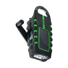 Eton Scorpion ll Rugged Portable Emergency Weather Radio with Smartphone Char...