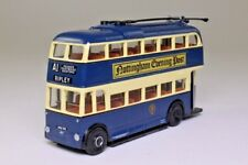CORGI ORIGINAL OMNIBUS 97811 NOTTS & DERBY TRACTION BUT9611T TROLLEYBUS (A4)