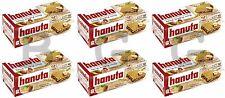 FERRERO Germany - Hanuta - 6 pack = 60 pcs - SHIPPING FREE