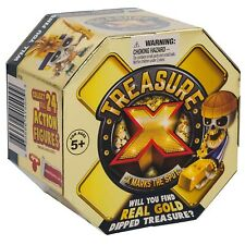 Treasure X Mattoncino Con Action Figure e Multicolore