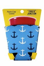 Coolie Junction Anchor Pattern Solo Cup Coolie, Cozy
