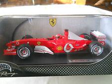 Ferrari F2003-GA Michael Schumacher Hotwheels 1:18 Diecast