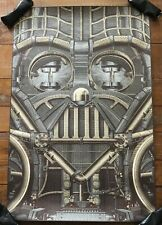 Star Wars Movie Poster Darth Vader Art Print King's Lead Hat Mondo Rob Jones