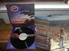"America ""Harbor"" LP WB ITA 1977 - INNER - POSTER"