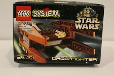 Lego Star Wars Episode I Droid Fighter (7111) from 1999 The first year Star Wars