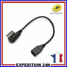 Câbles USB pour véhicule VW
