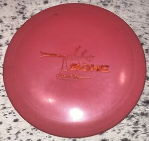 Quest AT T-BONE 170g 8.5/10 ADVANCED TECHNOLOGIES RARE OOP OLD HTF DISC GOLF