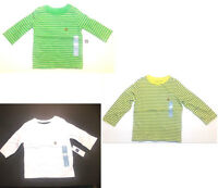 Baby Gap Infant Toddler Boy Long Sleeve Shirt Sizes 3-6 Months and 3T NWT