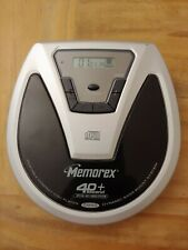Memorex MD6427-CPS Portable CD Player Discman Anti-Skip 40+ Sec FREE SHIPPING!
