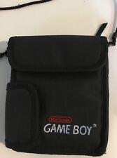 Vintage Official Nintendo Game Boy Color Carrying Case Travel Bag