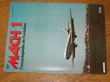 $$$ Recue Atlas Mach 1 encyclopedie aviation N°57 Compagnies francaises  France