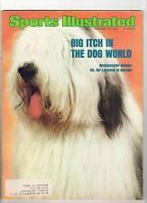 1975 Sports Illustrated magazine Sir Lancelot, Westminster Kennel Club Dog Show