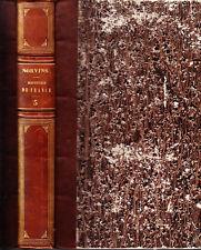 C1 NAPOLEON Norvins HISTOIRE FRANCE REVOLUTION EMPIRE 1789 1830 Illustre 1839