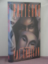1st, signed by 2, Patterns: Stories by Pat Cadigan (1989)