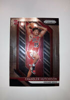 Chandler Hutchison RC Panini Prizm  Basketball Rookie #70 Chicago Bulls 2018-19