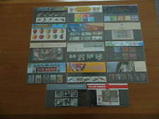 2003 YEAR SET of 14 PRESENTATION PACKS (Nos 343 to 353+61,M09,M9B) IN MINT COND
