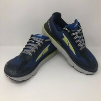 Altra Mens Torin 3.0 Running Shoes Blue AFM1737F-6 Lace Up Low Top Athletic 12.5