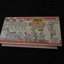 Very Rare Vintage 1981 The BMX Bicycle Motocross Racing Action Game - New - READ