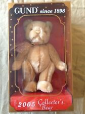 Gund Collector's Bear Limited Edition Style Number 2005