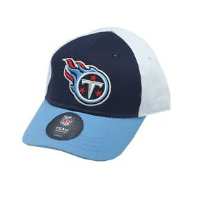 Tennessee Titans Official NFL Apparel Baby Infant (1-2) OSFM Flexible Hat Cap