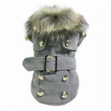 Warm Coat Dog Winter Jackets Luxury Puppy Clothes Thick Cotton Clothing Apparels