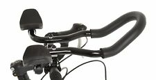 TRANZ-X JD-802 TRIATHLON BICYCLE TRI BARS BLACK