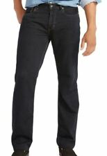 Tommy Bahama BT114298 Cayman Black Overdye Straight Leg Jeans Big & Tall 38/36