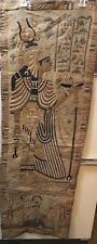 Late 19th/Early 20th Century Egyptial Revival Patchwork/Tomb Cloth Tapestry