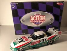 John Force 1997 Pontiac Castrol Gtx Nhra Funny Car 1/24 Diecast