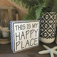 Free Standing Square Decorative Plaques & Signs