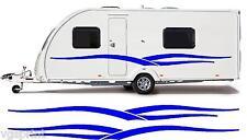 camping-car / Caravane VINYL Graphique Kit Stickers autocollant rayures #97xl