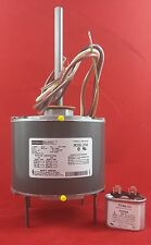 D748 Fasco 1075 RPM AC Air Conditioner Condenser Fan Motor 1/3 HP + Capacitor