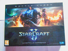 battle chest battlechest starcraft 2 II pc neuf version française vf intégrale