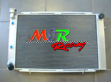 Alloy Aluminum Radiator for Holden Statesman WB V8 Automatic & Manual 1980-1984