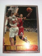 Chicago Bulls NBA Basketball Trading Cards 1996-97 Season