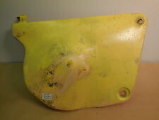 1978 Suzuki RM400 OEM Right side plastic frame cover 78 RM 400