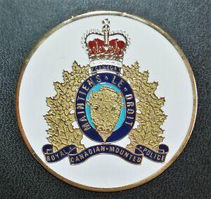 RCMP - Uniface Medallion