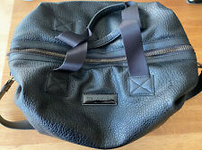 Tiba + Marl Black Raf Holdall Changing Bag
