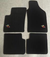 Autoteppich Fußmatten Set für Fiat 500x Abarth Stick ab 2014' Velours 4teilig
