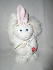 "Ganz Bunny Angel April 11""  Sound Plush Soft Toy Stuffed Animal"