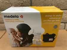 Medela Breast Pump In Style Advanced On The Go Tote *57063 NEW-SEALED