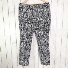 Adrianna Papell Women Cropped Pants Welt Pockets Size 10