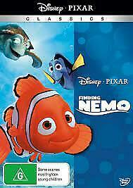 Finding Nemo | Rated G | DVD Region 4 (PAL) (Australia)